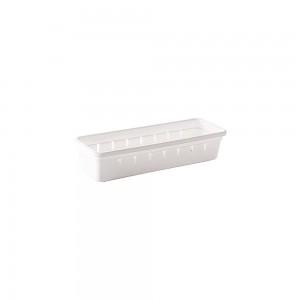 Imagem do produto - Organizador de Gaveta de Plástico L1 (22,5x7,9x5,0 cm)