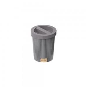 Imagem do produto - Porta Cotonete de Plástico Fendi Canelado