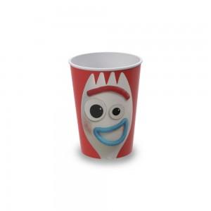 Imagem do produto - Copo de Plástico 320 ml Toy Story Forky