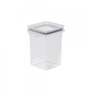 Imagem do produto - Porta Mantimentos Hermético Quadrado Trava Mais 830 ml