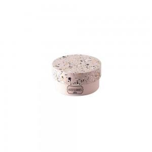 Imagem do produto - Caixa de Plástico Redonda 630ml  com Tampa Encaixável -  Acessórios