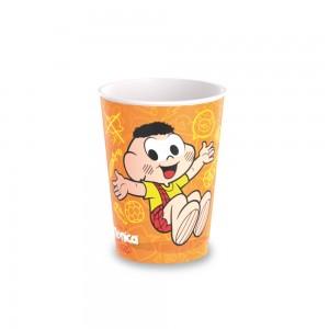 Imagem do produto - Copo de Plástico 320 ml Cascão Mônica Laços
