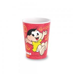 Imagem do produto - Copo de Plástico 320 ml Magali Mônica Laços