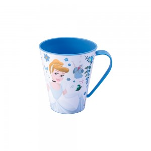 Imagem do produto - Caneca de Plástico 360 ml Princesas Cinderela