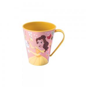 Imagem do produto - Caneca de Plástico 360 ml Princesas Bela