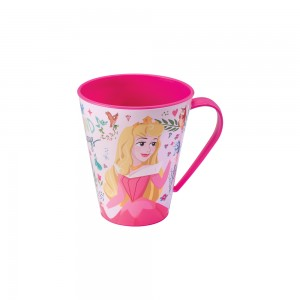 Imagem do produto - Caneca de Plástico 360 ml Princesas Bela Adormecida