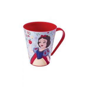 Imagem do produto - Caneca de Plástico 360 ml Princesas Branca de Neve