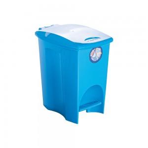 Imagem do produto - Lixeira de Plástico 7 L com Pedal Cegonha
