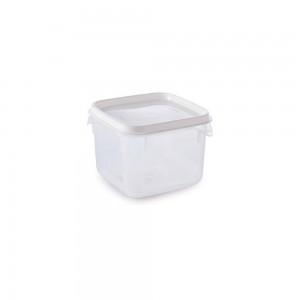 Imagem do produto - Pote de Plástico Quadrado 1,1 L Moduline