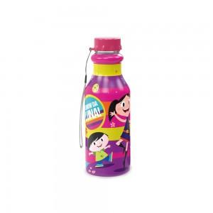 Imagem do produto - Garrafa de Plástico 500 ml com Tampa Rosca Retrô Show da Luna
