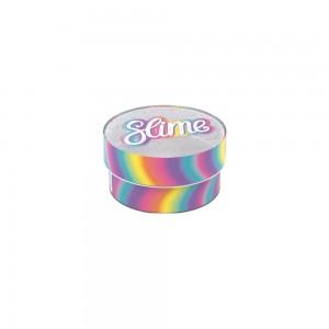 Imagem do produto - Caixa de Plástico Redonda 420 ml com Tampa Encaixável Slime