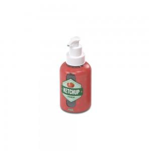 Imagem do produto - Garrafa de Plástico 280 ml com Bomba Catchup