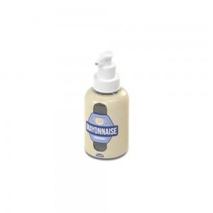 Imagem do produto - Garrafa de Plástico 280 ml com Bomba Maionese