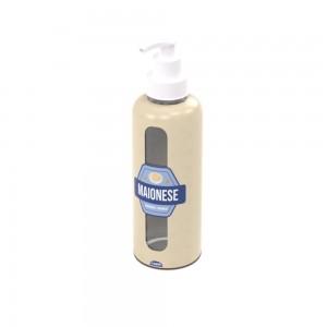Imagem do produto - Garrafa de Plástico 480 ml com Bomba Maionese