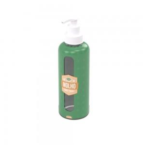 Imagem do produto - Garrafa de Plástico 480 ml com Bomba Molho