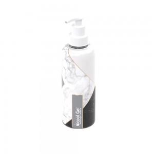 Imagem do produto - Garrafa de Plástico 480 ml com Bomba Álcool Gel
