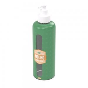 Imagem do produto - Garrafa de Plástico 970 ml com Bomba Molho
