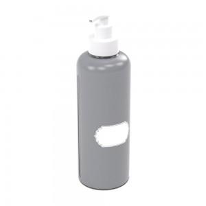 Imagem do produto - Garrafa de Plástico 970 ml com Bomba para Escrever  - Álcool Gel