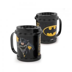 Imagem do produto - Caneca de Plástico 360 ml com Tampa Clássica Batman