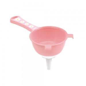 Imagem do produto - Peneira de Plástico Diâmetro de 15 cm com Funil Encaixáxel Camomila
