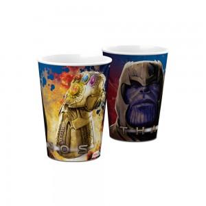 Imagem do produto - Copo de Plástico 320 ml Avengers Thanos