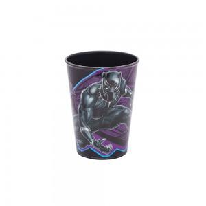 Imagem do produto - Copo de Plástico 320 ml Avengers Pantera Negra