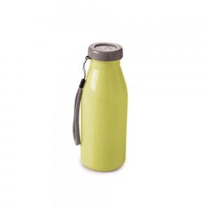 Imagem do produto - Garrafa de Plástico 580 ml com Tampa Rosca Milk Neon