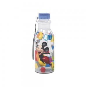 Imagem do produto - Garrafa de Plástico 500 ml com Tampa Rosca Retrô Mickey