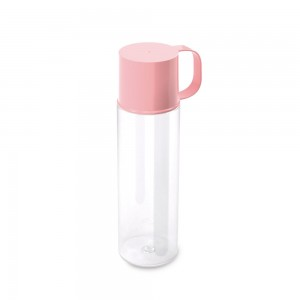 Imagem do produto - Garrafa de Plástico 490 ml com Caneca De Bem com a Vida