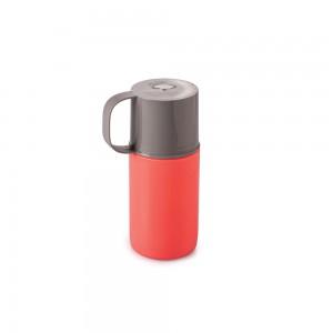 Imagem do produto - Garrafa de Plástico 300 ml com Caneca Neon
