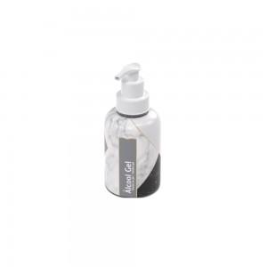 Imagem do produto - Garrafa de Plástico 280 ml com Bomba Álcool Gel