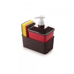 Imagem do produto - Conjunto para Porta Detergente de Plástico Quadrado Compacto