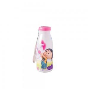 Imagem do produto - Garrafa de Plástico 580 ml com Tampa Rosca Milk Meu Malvado Favorito