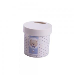 Imagem do produto - Porta Lenços de Papel Higiênico Urso
