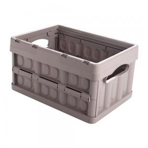 Imagem do produto - Cesta de Plástico Dobrável 12 L Eco