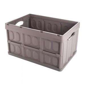 Imagem do produto - Cesta de Plástico Dobrável 42 L Eco