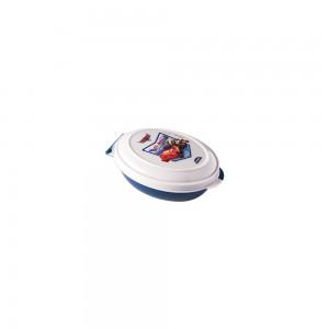 Imagem do produto - Saboneteira de Plástico com Tampa Fixa Carros