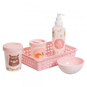 Imagem do produto - Kit Higiene 5 Peças Bichinhos Petit