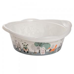 Imagem do produto - Bacia de Plástico Redonda 17,1 L com Pegador Bichinhos