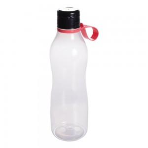 Imagem do produto - Garrafa de Plástico 1 L com Tampa Abre e Fecha Fitness