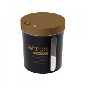 Imagem do produto - Porta Mantimento Redondo Rosca Arroz 3,4 L Glamour