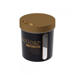 Imagem do produto - Porta Mantimento Redondo Rosca Açúcar 2,5 L Glamour