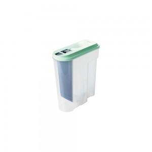 Imagem do produto - Porta Sabão em Pó de Plástico 2,8 L  com Tampa e Dosador Rosa
