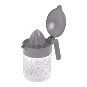 Imagem do produto - Jarra de Plástico Com Espremedor 560ml Cinza