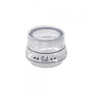 Imagem do produto - Pote de Plástico 700 ml Flip Sal Fazenda