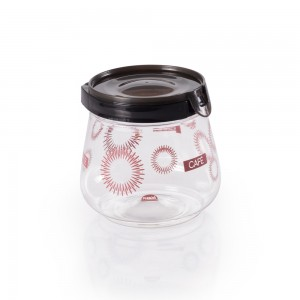 Imagem do produto - Pote de Plástico 1,1 L Flip Glamour