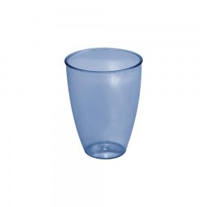 Imagem do produto - Copo de Plástico 520 ml Cristal Azul
