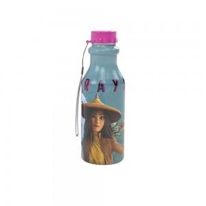 Imagem do produto - Garrafa de Plástico 500 ml com Tampa Rosca Retrô Raya e o Último Dragão