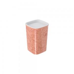 Imagem do produto - Porta Cotonete e Algodão Classic Floral