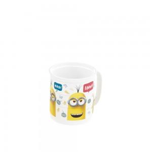 Imagem do produto - Caneca de Plástico 360 ml Divertida Minions